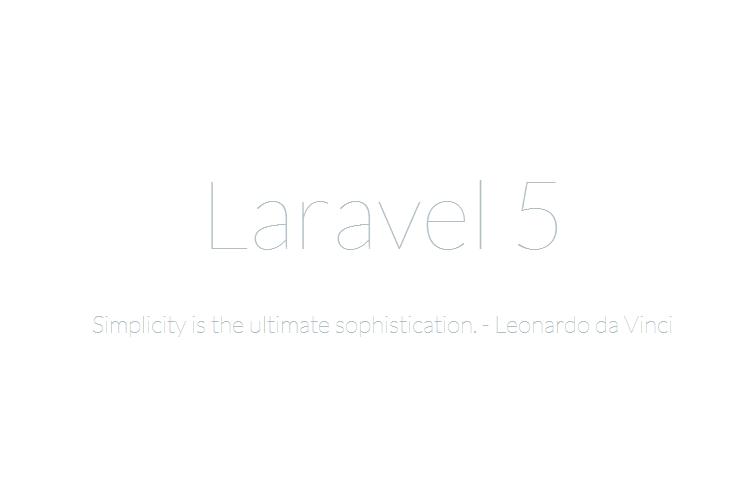 laravelinstallation